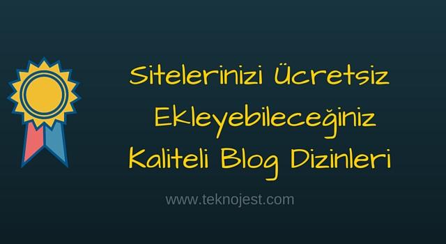 blog-dizinleri