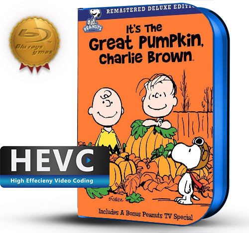 It's the Great Pumpkin, Charlie Brown (1966) 1080P HEVC-8Bits BDRip Latino/Ingles(Subt.Esp)(Animación)