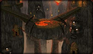 Imagem do jogo Mortal Kombat: Shaolin Monks, PS2, Site JSV.