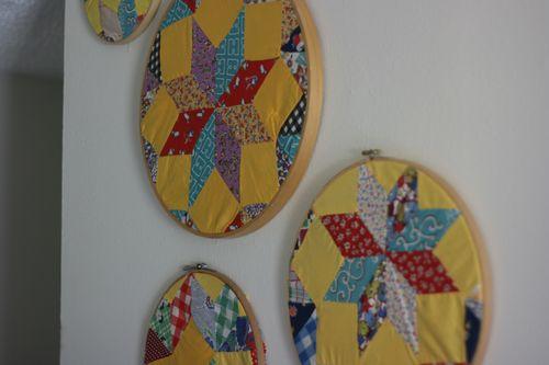Let It Shine Design Sewing Craft Room Decor Bare