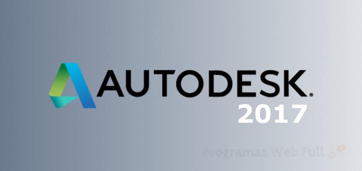 Autodesk 2017 Descarga directa