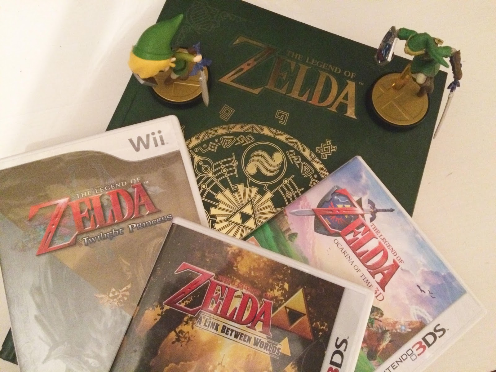 To become    dad: Legends of Zelda Symphony of the Goddesses at