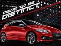 Spesifikasi Dan Harga Honda CR-Z Terbaru