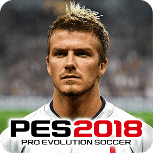 PES 2018 PRO EVOLUTION SOCCER 2.1.0 Apk+ Data
