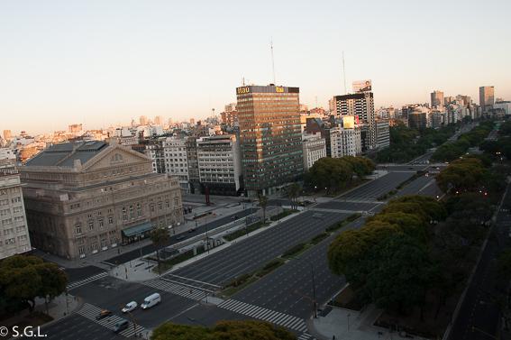 Teatro Colon de Buenos Aires. Argentina