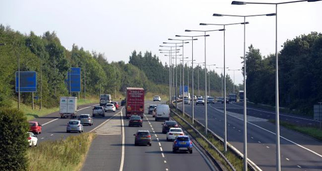 EXCLUSIVE: Child refugees found wandering on M606 in Bradford