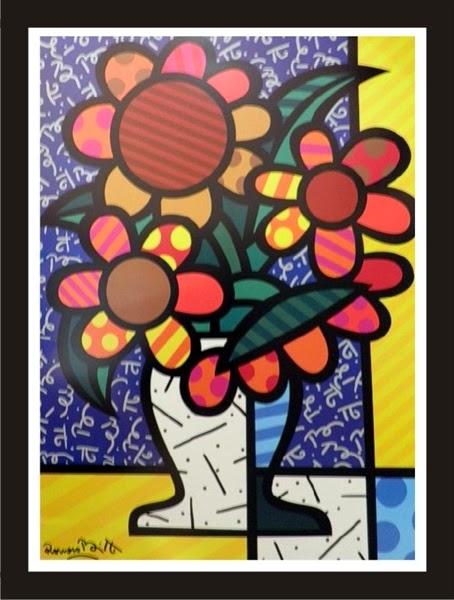 Triquiteiros De S Joao A Flor Maior Do Mundo Inspirada Em