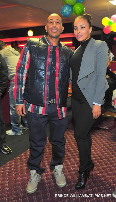 Ludacris And His Partner
