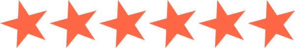 orange star border