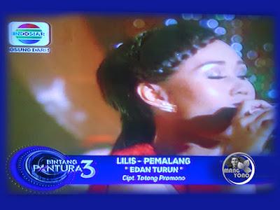 "Lilis Pemalang lagu ""Edan Turun"""