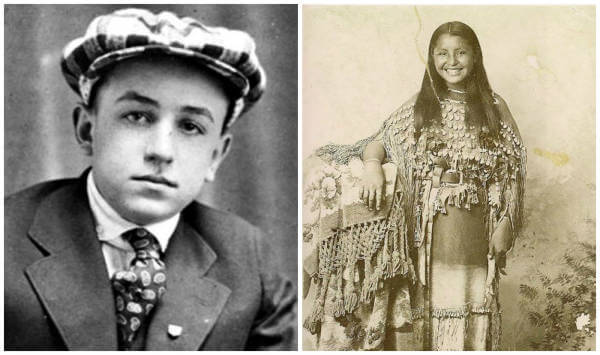 23 Stunning Pictures Depict What Young People Looked Like A Century Ago