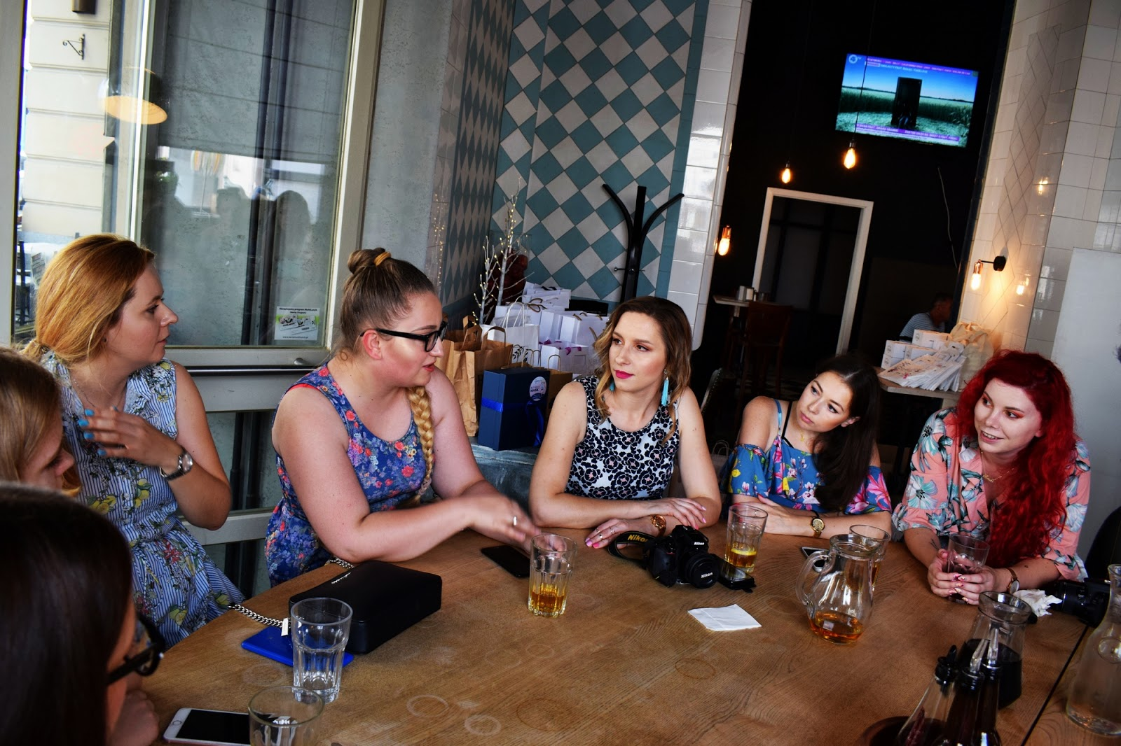spotkanie blogerek