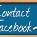 How to Contact Facebook Page Admin