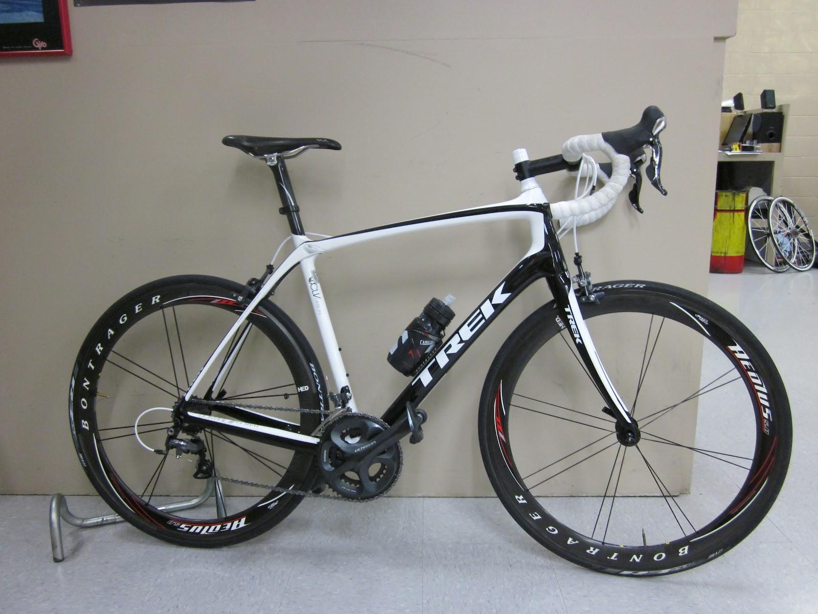 Big E's Cycling: A Bike Review: Trek Domane 6 Series