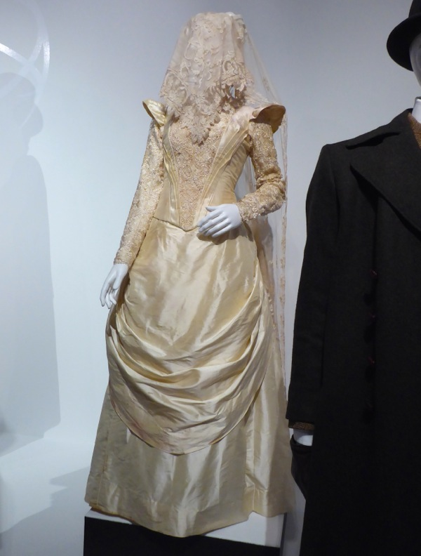 Sherlock Abominable Bride costume
