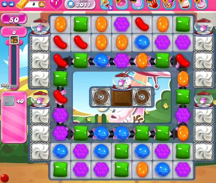 Candy Crush Saga 2011