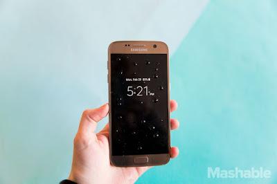 Samsung Galaxy S8 Anti Air