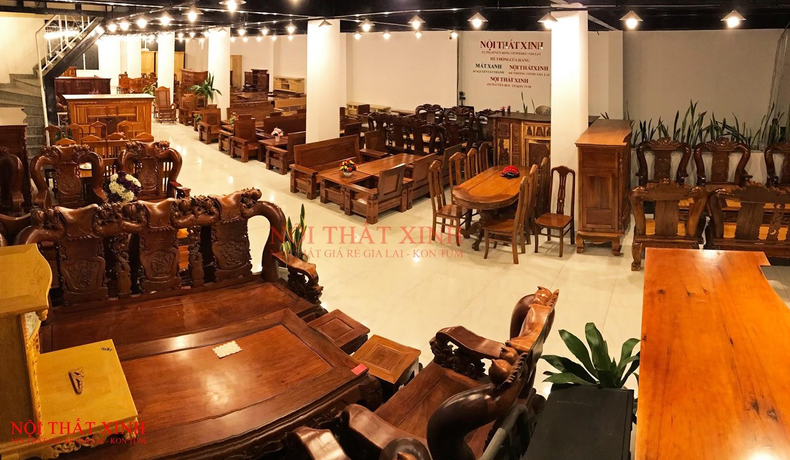 Địa chỉ mua đồ gỗ đẹp, rẻ và chất lượng tại Gia Lai