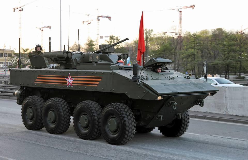 Cermati Modernisasi Alutsista Rusia, Negara Barat Waspada ...