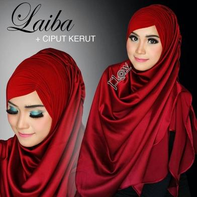Menggunakan Hijab Syar'i,Tapi Tetap Modis