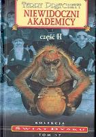 """Terry Pratchett - """"Niewidoczni Akademicy"""" cz. 2"""