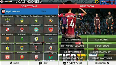 FTS Mod FIFA 19 Update Transfers, Gojek, Asian Games, Aff And Others