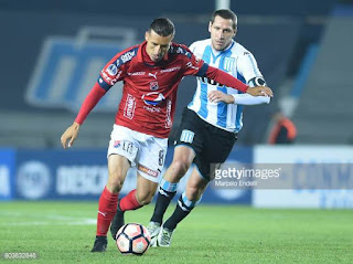 Independiente Medellin vs Racing Club en Copa Sudamericana 2017