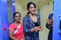 Actress Regina Candra at Dr Agarwal Eye Hospital Inaugaration .COM 0127.JPG