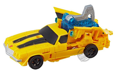 Hasbro Transformers Bumblebee Movie Power Plus Series Bumblebee Camaro