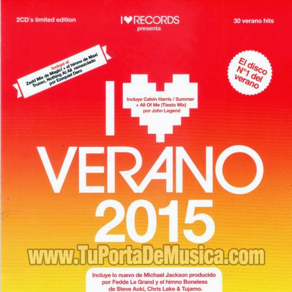 Varios - I Love Verano (2015)