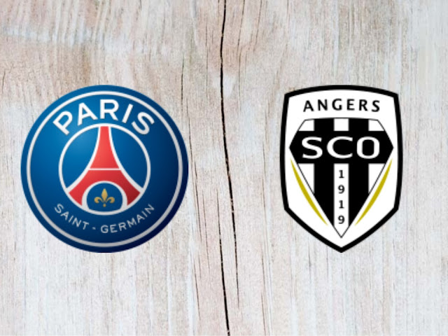 Paris Saint Germain vs Angers Full Match & Highlights - 25 August 2018