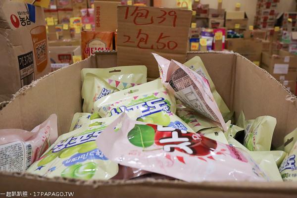 台中大里|888異國零食共和國|美食特賣會|各國零食用銅板價就可搬回家