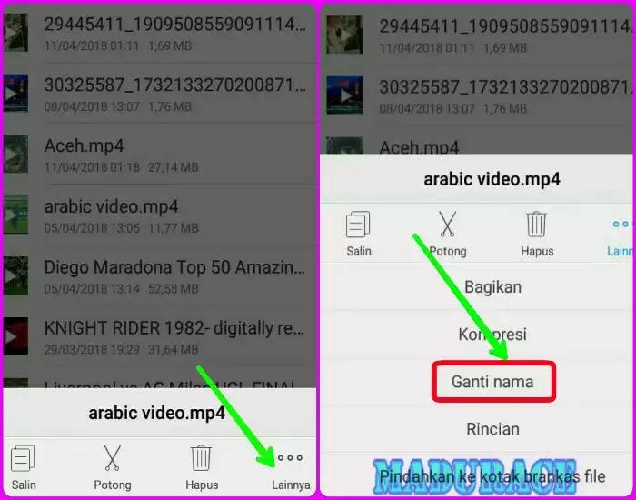 Cara Terbaru Mengubah Video Menjadi Mp3 Tanpa Aplikasi Pihak Ketiga Madurace