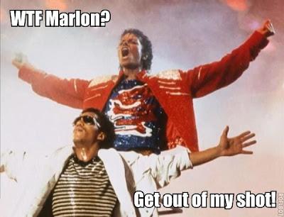 Michael Jackson Marlon Meme