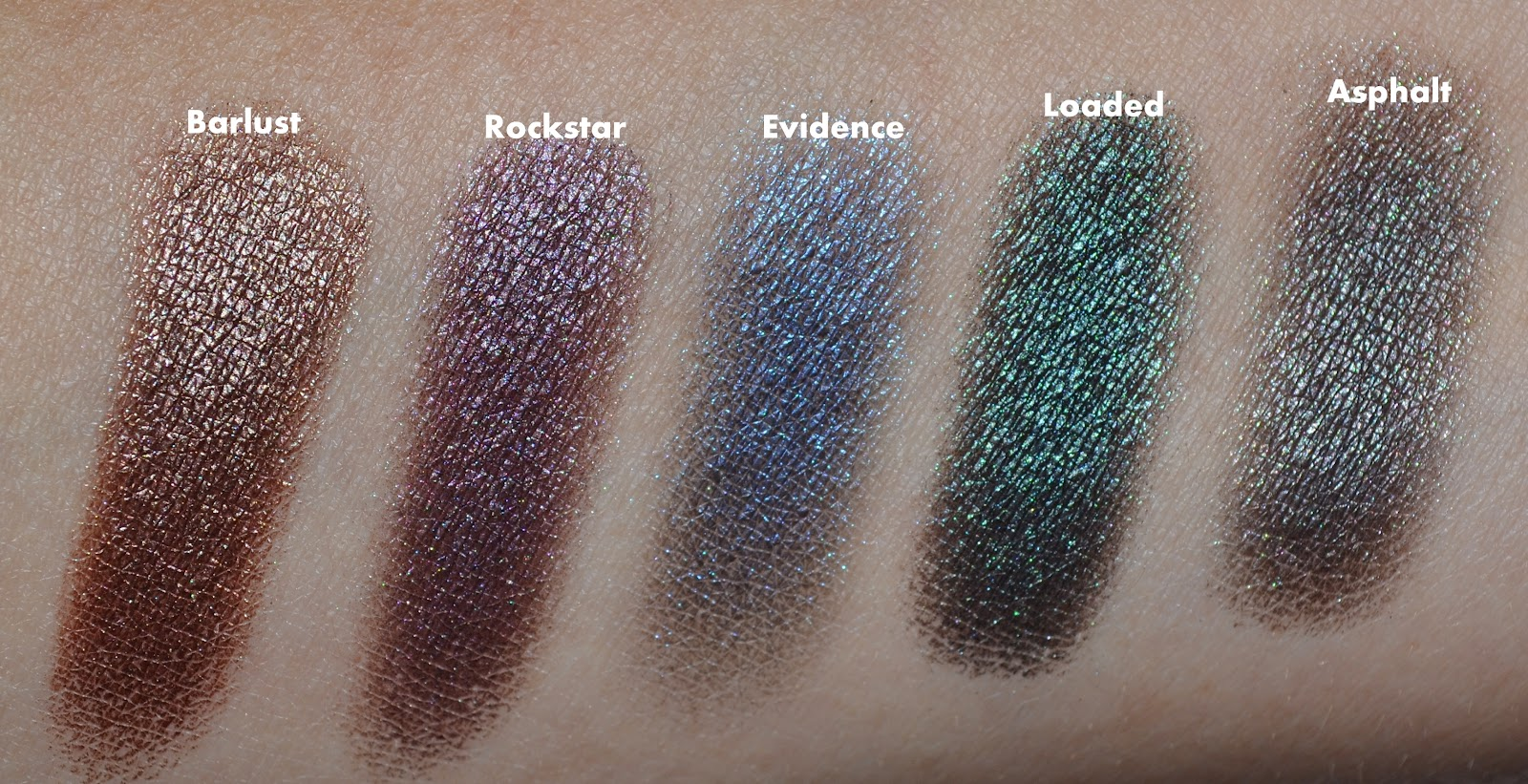 Smoked Eyeshadow Palette by Urban Decay #21