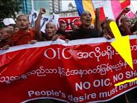 Seret Biksu Dan Militer Myanmar Ke Mahkamah Internasional!