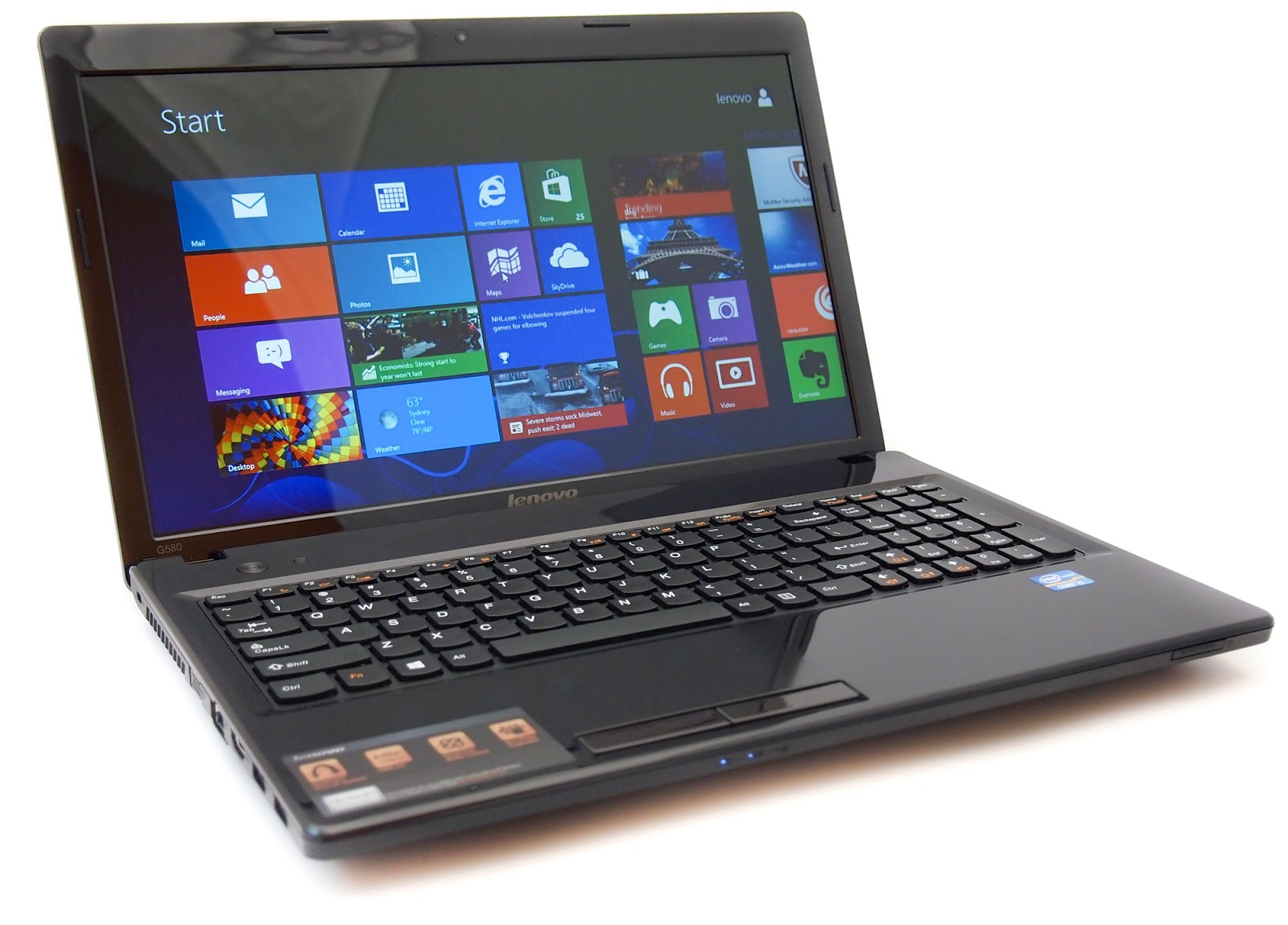 Lenovo g580 (20157) laptop wireless lan (wlan wi fi) wifi network.