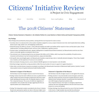 an independent review of the Article 1 question and issues covering both sides