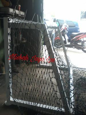 Gawang futsal mini Cibubur