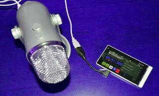otg external microphone