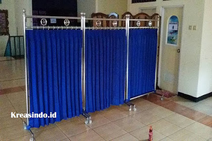Jasa Hijab Masjid Stainless di Sukabumi Jawa Barat dan sekitarnya