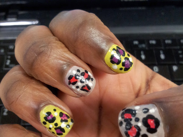 NAIL IT| 002  LEOPARD NAILS #2