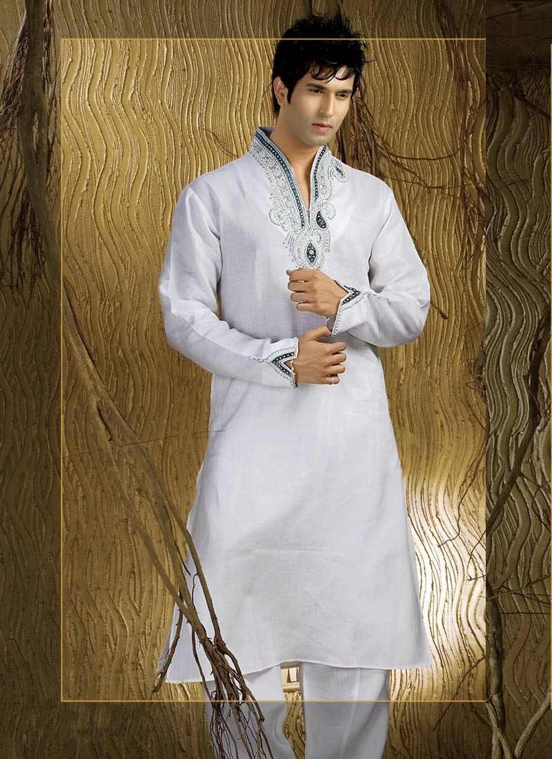 World Fashion Mens Kurta Pajama Fashion