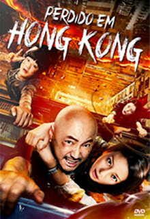 Perdido em Hong Kong - HDRip Dublado