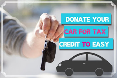 Donate Your Car For Tax Credit to Easy