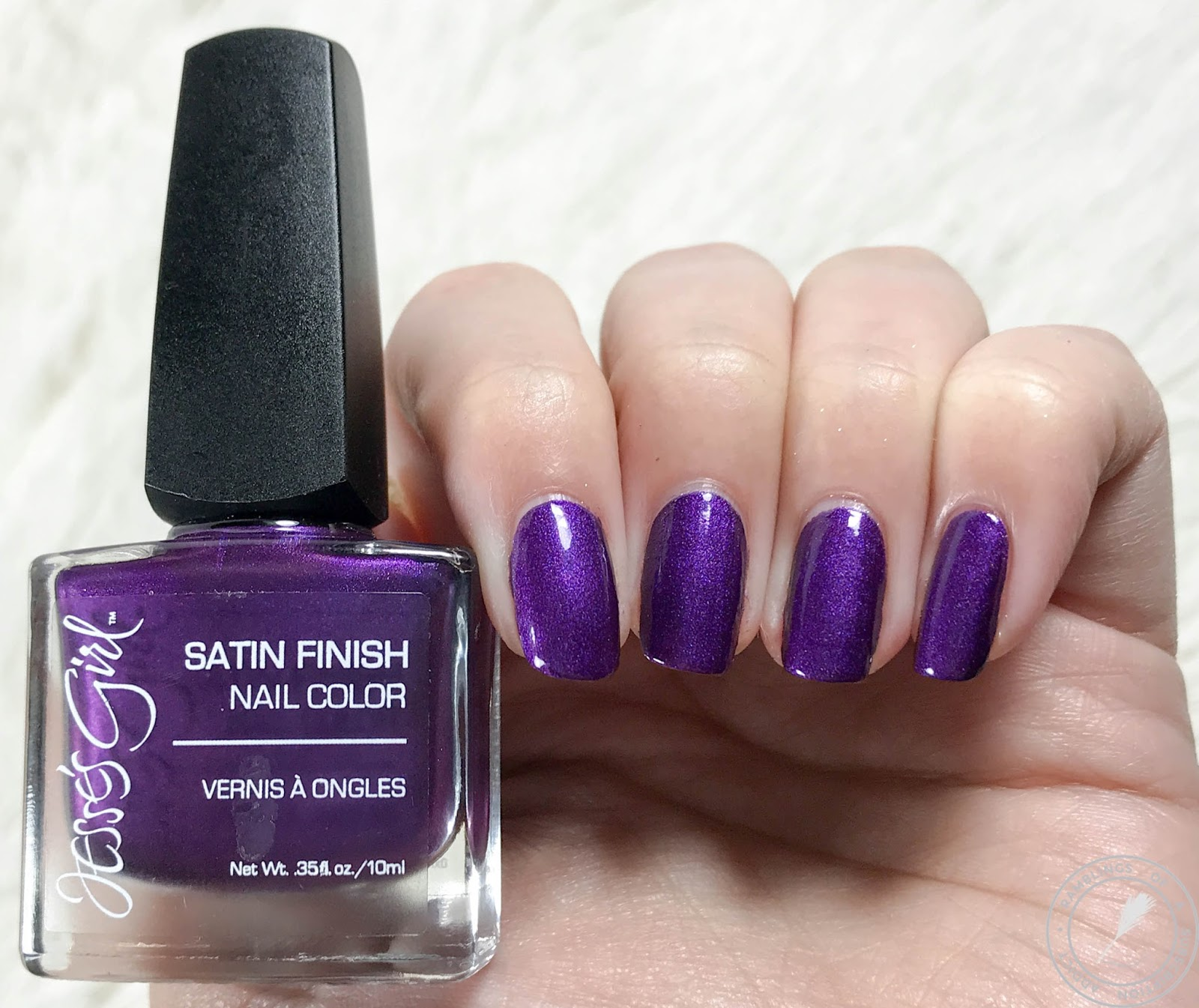 Jesse\'s Girl - Amethyst Review | Ramblings of a Subscription Addict