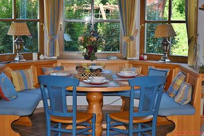 Dining Room, Dining Area, Bay Window