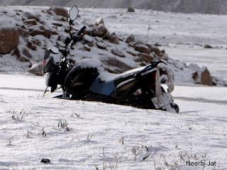 लद्दाख बाइक यात्रा- 13 (लेह-चांग ला)