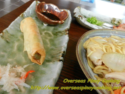 Fried Vegetables Lumpia