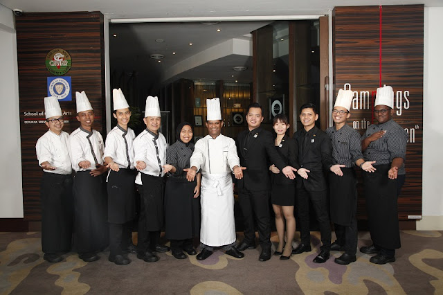 MIGF 2018 -  Samplings on the Fourteenth Chef Team _Berjaya Times Square Hotel